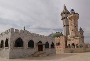Great Mosque in Touba - Senegal